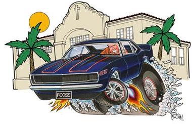 Annual Car Show - Lompoc car show
